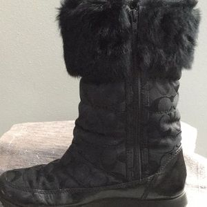 Coach Shoes - Coach LOWERED PRICE woman's size 9b boot
